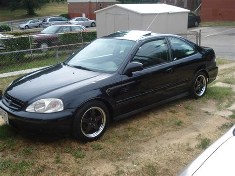 2000 Honda Civic Coupe 2000 honda civic coupe vii pictures information and