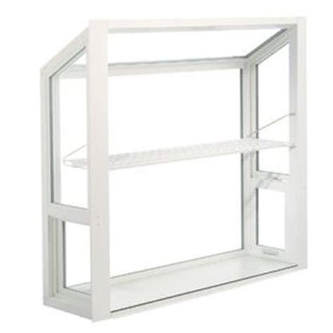 Kitchen Garden Windows Lowes Thermastar By Pella 48 In X 36 In Garden Window For The