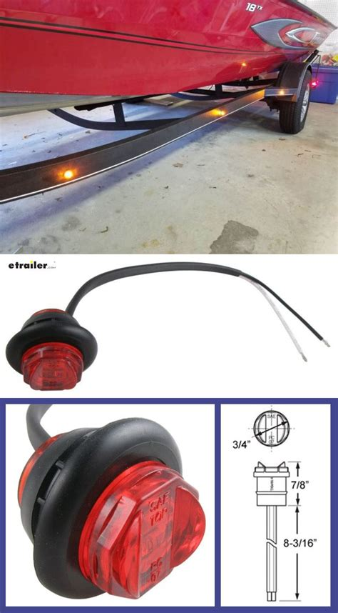 submersible boat trailer lights 92 best boat trailer accessories images on pinterest
