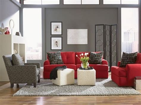living room with red sofa red sofa living room ideas vibrant red sofas hgtv thesofa