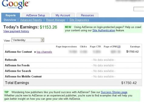 adsense eligibility diego benna s blog how much do you earn per day through