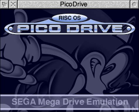 Psp Sega 128 Bit picodrive for ps2 a new megadrive emulator