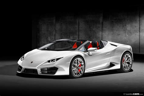 Upcoming Lamborghini Lamborghini Huracan Lp580 2 Spyder To Be Shown Soon 2017