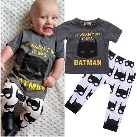 Kaos Batman 8 Boy Clothing aliexpress buy new arrival high quality batman baby