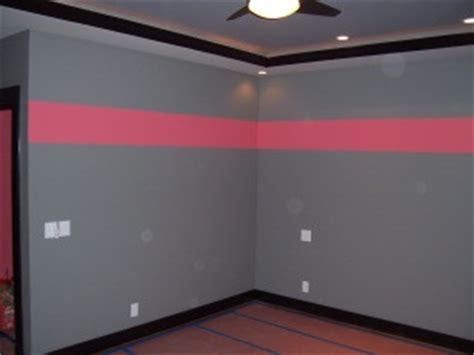 gray walls black trim black trim gray walls and interior painting on