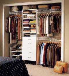 the couples spot closet space