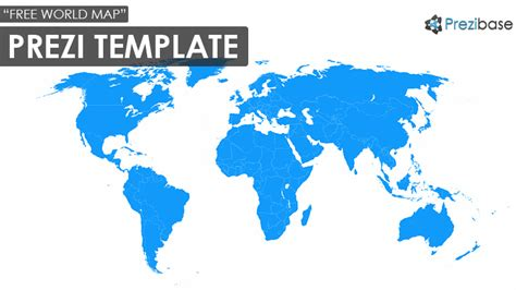 prezi world map template world map free prezi template prezibase