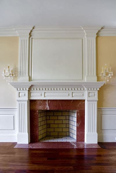 Fireplace Millwork by Upgrading Your Fireplace With Millwork Home