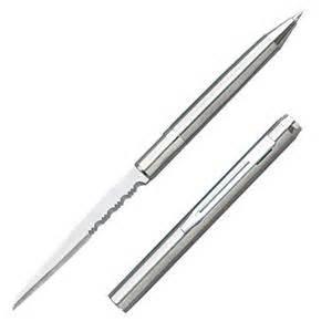 pen knife blade pen knife 3 quot serrated blade