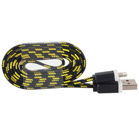6 iphone charging cable braided usb charger cable data sync cord for iphone 6 iphone 6s plus iphone 5 5c ebay