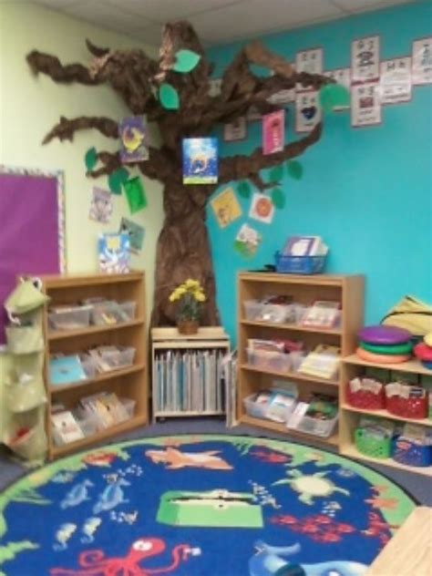 themes for reading areas beautiful library corner and classroom on pinterest