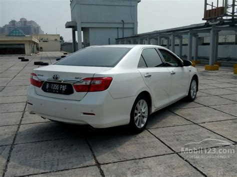 Toyota Camry V 2013 jual mobil toyota camry 2013 v 2 5 di dki jakarta