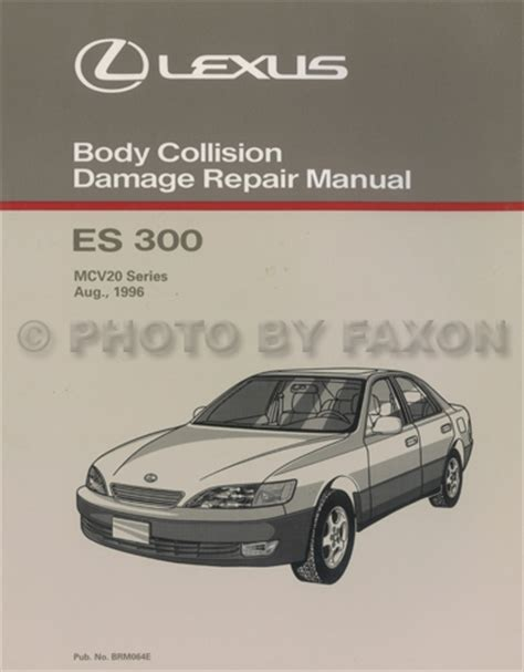 car repair manuals download 1997 lexus es windshield wipe control 1997 lexus es300 owners manual