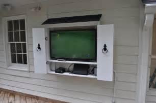 Outdoor Tv Cabinet » New Home Design