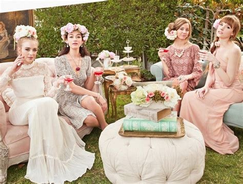 Bridal Shower Dress Code bridal shower dresses ruche