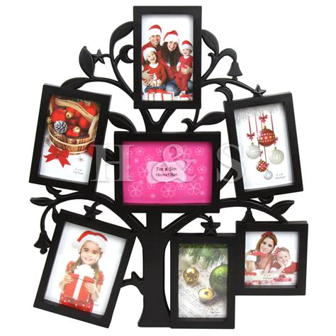 7 picture collage frame multi collage photo picture frame 6x4 7x5 aperture wall