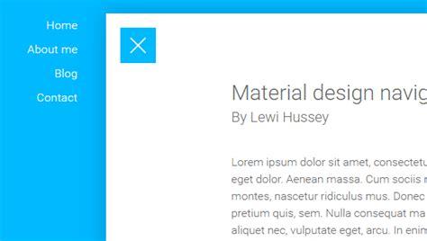 material design menu jquery 136 css menu