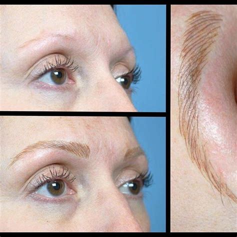 tattoo eyebrows for alopecia 8 best microblading eyebrow embroidery micropigmentation