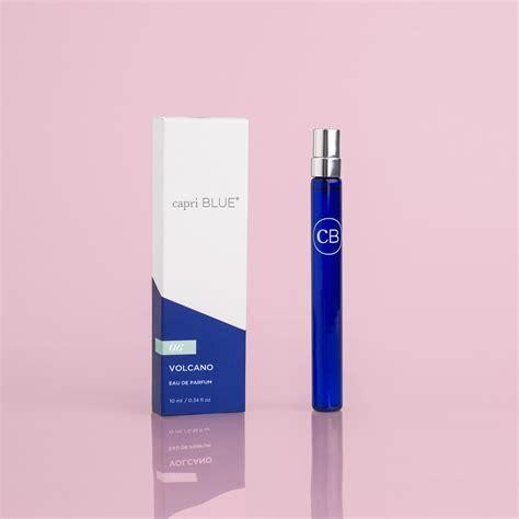 Parfum Blue volcano eau de parfum 34 fl oz blue