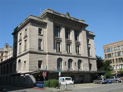 Post Office Tacoma by Landmarkhunter Us Post Office Tacoma Downtown