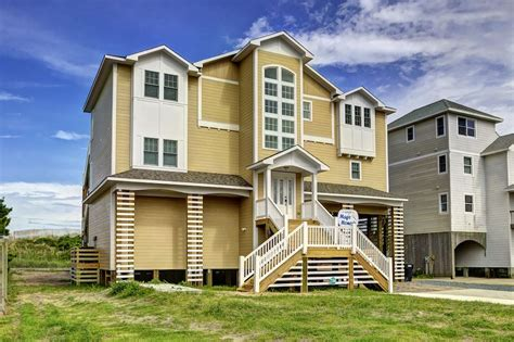 obx vacation rentals on hatteras island nc places to