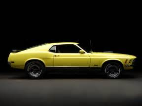 1970 Ford Mustang 1970 Ford Mustang Mach 1 Thoughts On Automotive Design