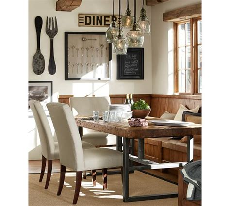 Barn Kitchen Decor by Metal Spoon Fork Wall Pottery Barn