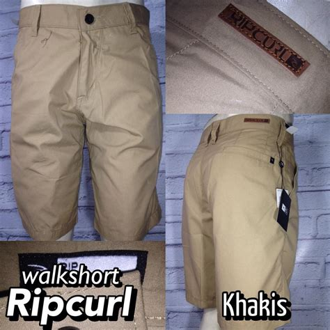 Celana Panjang Ripcurl celana pendek distro pria ripcurl walkshort khakis apparel distro apparel distro