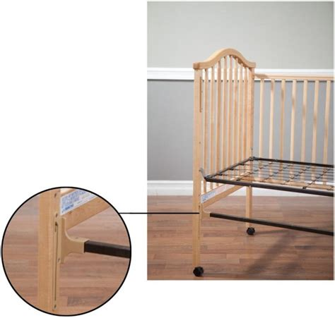 Simmons Folks Crib Assembly by Simmons Recalls To Repair Drop Side Cribs Due To