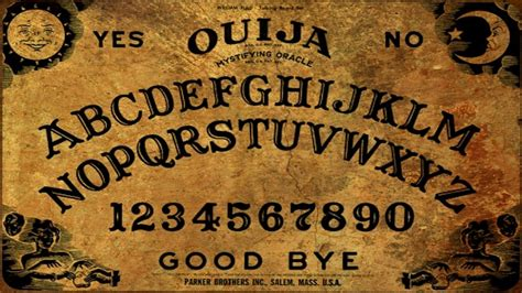 Printable Ouija Board Game | related keywords suggestions for ouija
