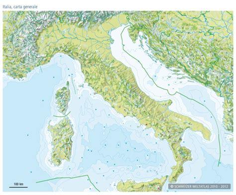 cartina muta italia cartina italia fisica muta