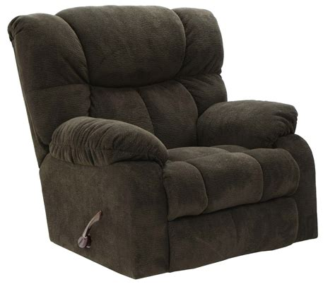 X Rocker Recliner by Catnapper Popson X Tra Comfort Chaise Rocker Recliner