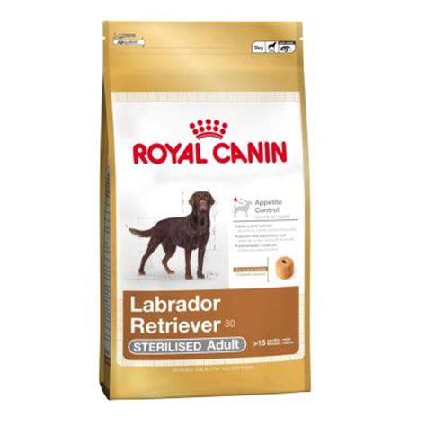 dog food coupons uk royal canin sterilised labrador retriever adult at zooplus