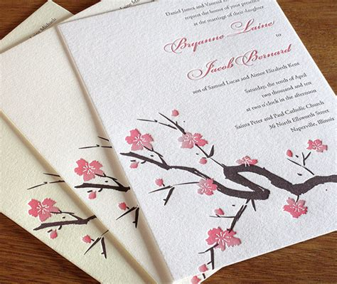 Cotton Paper Wedding Invitations by Wedding Invitation Paper Options Invitations By Ajalon