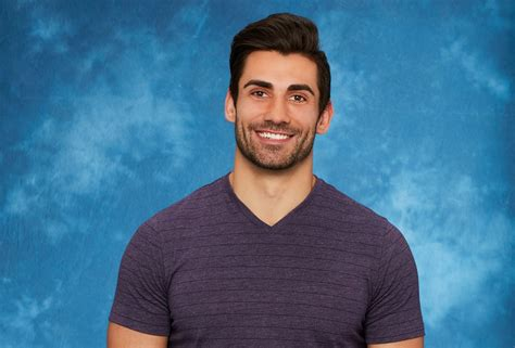 The Bachelorette by The Bachelorette Contestant Alex Bordyukov Talks About