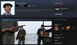 i thought you guys might appreciate my steam profile