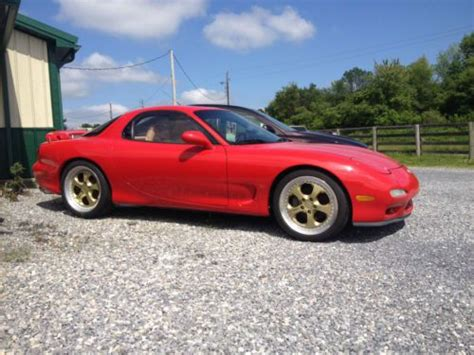 mazda united buy used 1993 mazda rx7 touring ls1 v8 swapped in