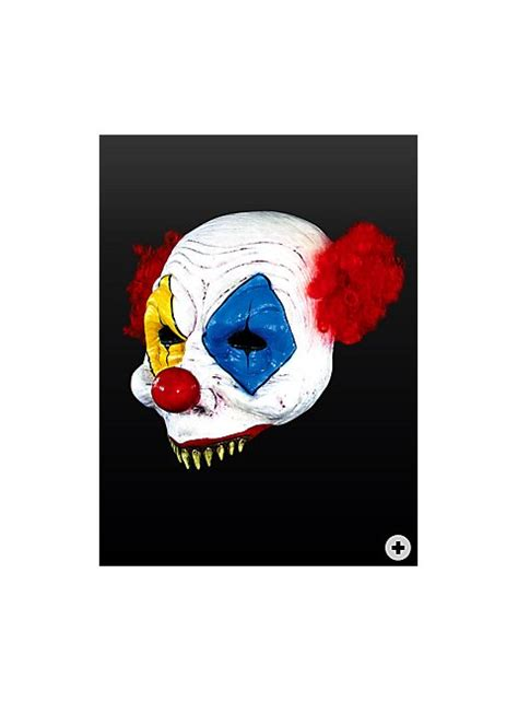 clown mask template carnivore clown mask