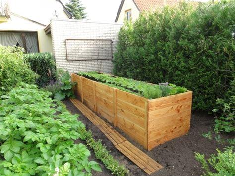 Hochbeet Bef Llen Garten 2713 by Hochbeete Aus Holz Hochbeet Anlegen Bef Llen Und