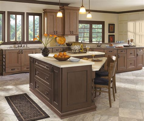 kitchen cabinets cherry finish kitchen with cherry cabinets omega cabinetry
