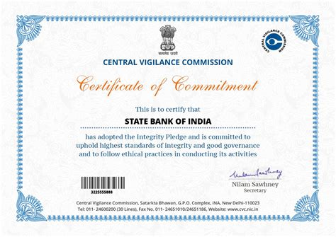 letterhead template sbi state bank of india