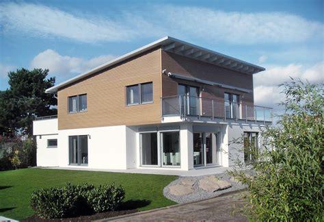Bauhausstil Mit Satteldach by Bauhausstil Mit Pultdach Schw 246 Rerhaus