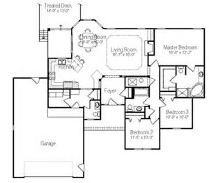 288 square feet traditional style house plan 3 beds 2 50 baths 1623 sq