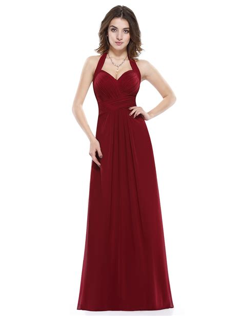 Sweetheart Dresses by Halter Dress With Sweetheart Neckline Pretty