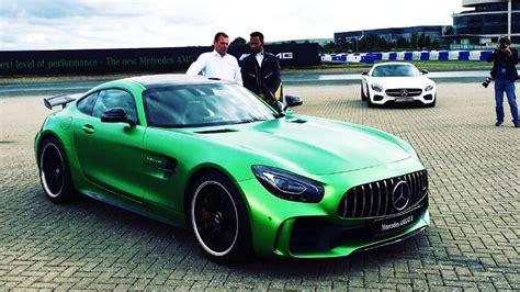 Mercedes Gp 2017 Mercedes Amg Is The Company S Aggressive Gtr