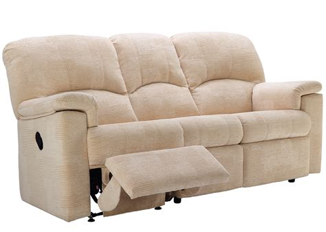 G Plan Chloe 3 seater recliner sofa   Midfurn Furniture