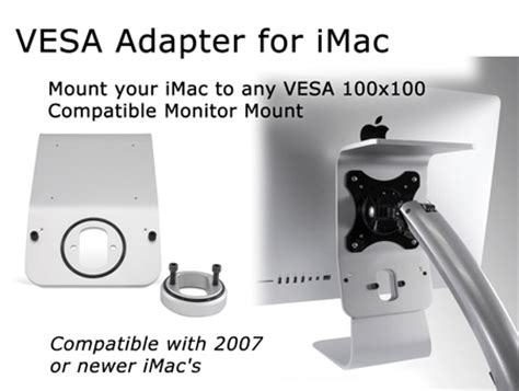 Mantis Height Adjustable Desk Mount For Your Pc Mac Monitor Or Imacs Up To 55 Lbs Vesa Mount Template Pdf