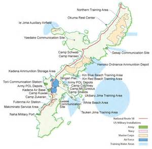 marine corps bases in the united states map okinawa team yellow