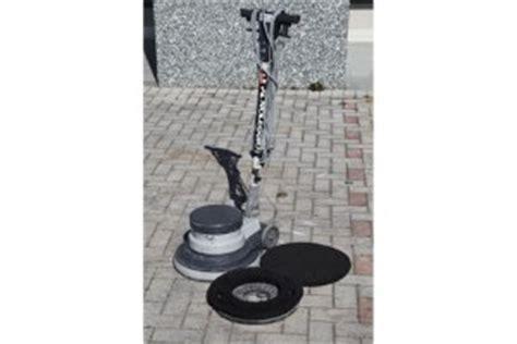 monospazzola per pavimenti noleggio accessori pulizia pavimenti treviso