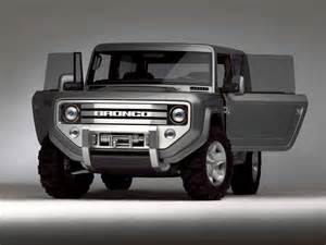2016 ford svt bronco concept and release date future
